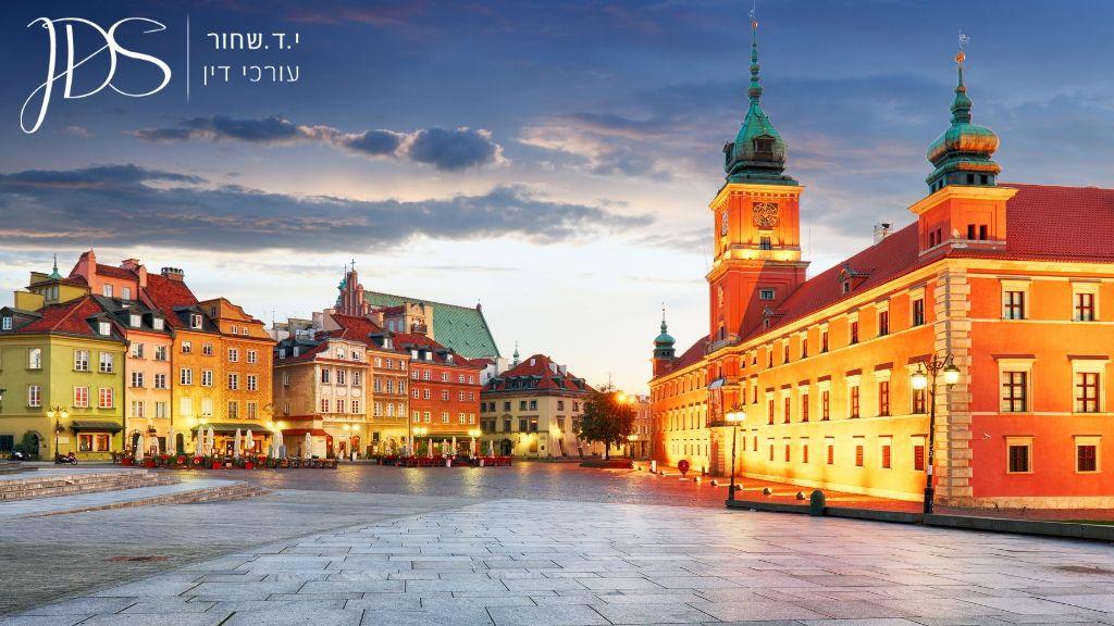 ורשה, בירת פולין