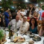 נהנים בחתונה של אופיר ידידיה