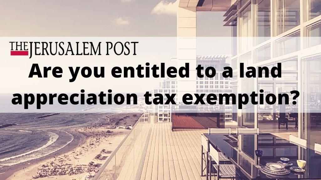 land appreciation tax
